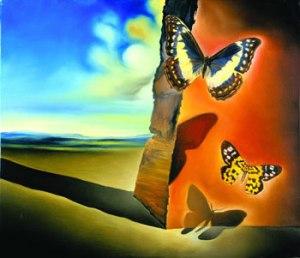salvador dalì, cambiamento, vita, filosofia, trasformazione, libertà