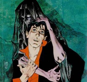 Dylan Dog, la Morte, Cagliostro, Groucho, Xabaras, Goblin, Morgana, Sergio BOnelli