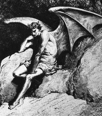 lucifero, diavolo, ora del diavolo, le tre di notte, incubi, male, bene, Dio, eliphas Levi, Guenon, Don VIto, Corato