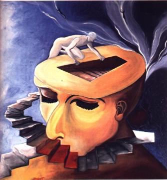 pensiero, intelligenza, pensiero laterale, problema lampadine, la soluzione dell'enigma