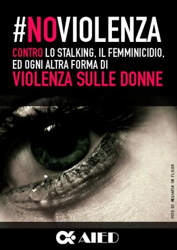 aied_noviolenza-lacrima, blogging day contro la violenza sulle donne, spot violenza donne, violenza psicologica, semiotica della comunicazione, pubblicità donne