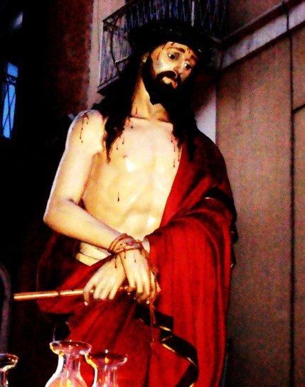 GESU', Gesù Cristo, processione Taranto, Settimana santa, santi misteri, confraternita Carmine, Processione venerdì santo , Taranto, Pasqua